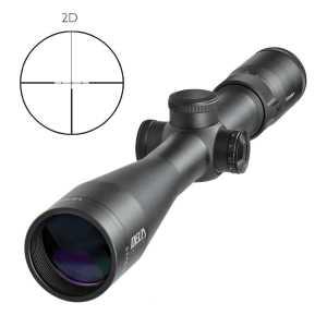 Прицел оптический Delta DO Titanium 1.5-9x45 2D