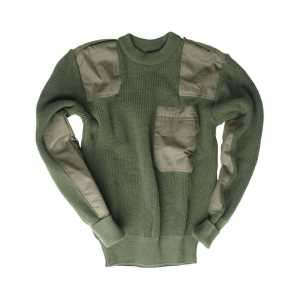 Свитер военный Commandos (шерстяной)