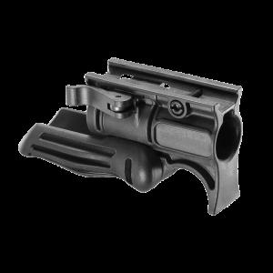 Рукоятка передняя складная с креплением для фонаря FAB