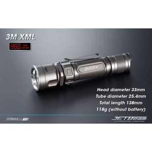 JT-3M XML Фонарь тактический JetBeam OP