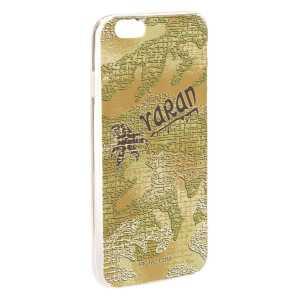 """Чехол силиконовый для мобильного телефона Iphone 6/6s """"P1GTac Varan"""""""
