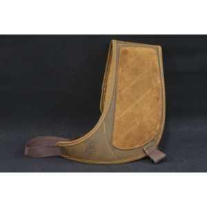 Наплечник кожаный для снижения отдачи Artipel