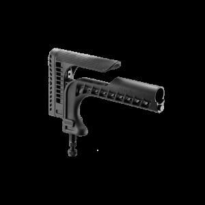 Приклад снайперский для SR 25 / M16A2, черный