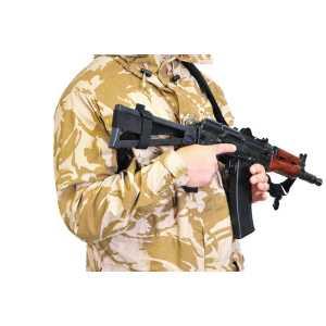 Ремень оружейный автоматный (трёхточечный)