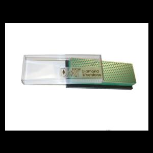 """DMT 6 """"точильний камінь абразивний алмазний Whetstone ™ екстра-тонкий в пластиковій коробці"""