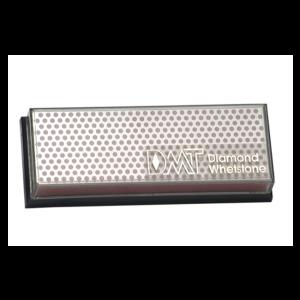 """DMT 6 """"точильний камінь абразивний алмазний Whetstone ™ тонкий в пластиковій коробці"""